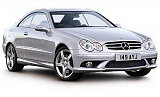 Mercedes CLK Coupe II 2002 - 2009